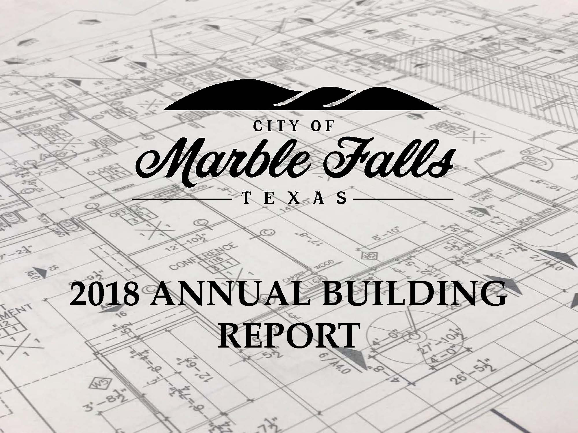 2018 Annual Building Report