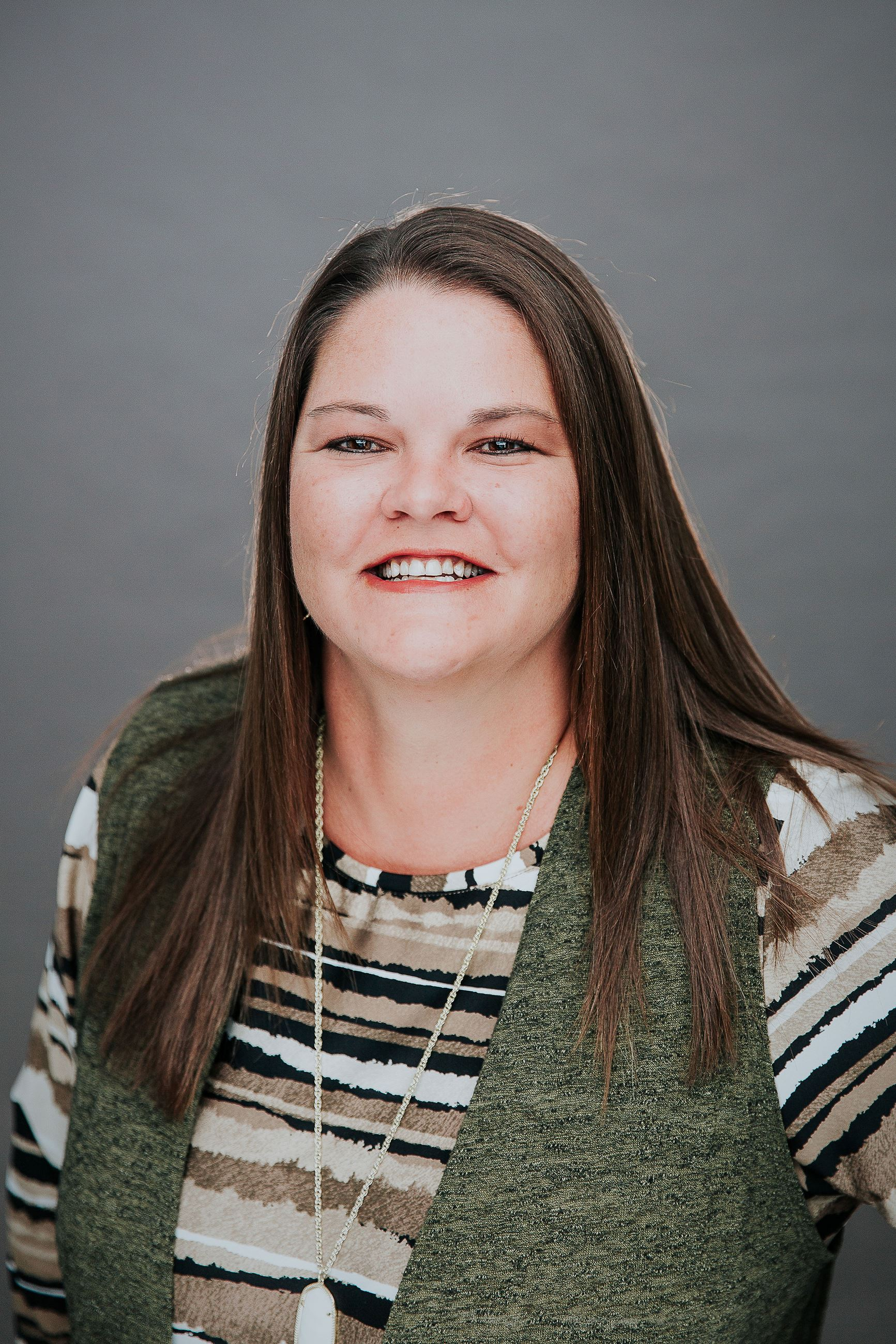 Administrative Assistant Amanda Langley