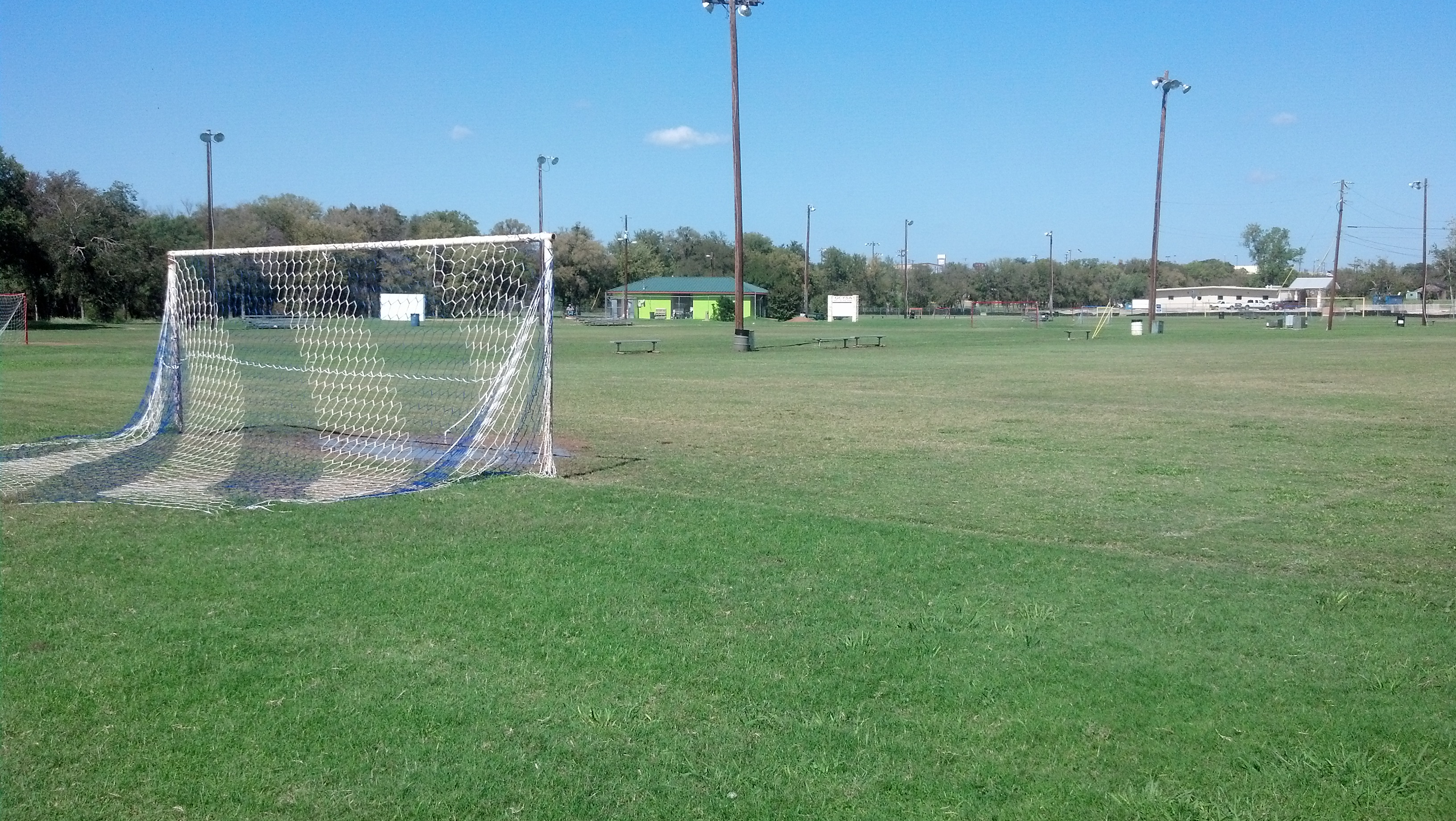The Greens Soccer Complex